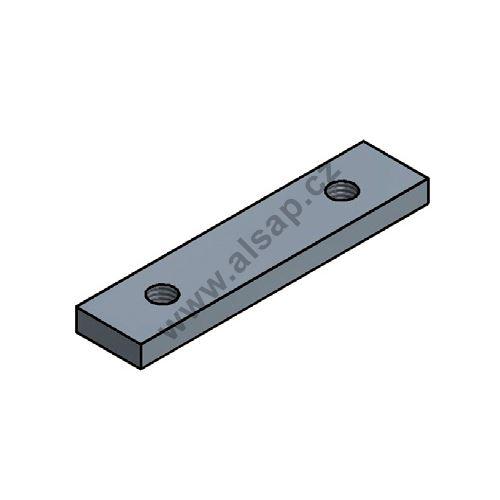 Destička závitová 50mm (TIR)