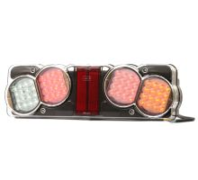 Zadní sdružené světlo LED, P, 482 x 146 x 75 mm, zátěž 21 W, s kabelem