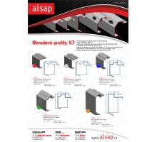 Ocelové profily ALSAP