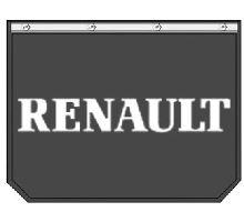 Zástěrky  RENAULT 450 x 350mm, pár ,vč lišty