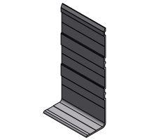 Profil okopový L 200x45mm, síla 3mm - al