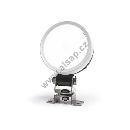 Pracovní světlo 9 LED / 25W - NEON, W176 hliníkový kryt, o 108, h 46 mm