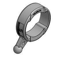 Vnější vodítko matice zámku nosníku výměnné nástavby  pro o 52 mm