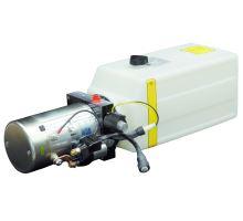 Elektrohydraulické čerpadlo 12V, SPX, 180 bar, plastová nádrž 7,2l
