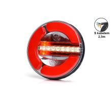 Zadní sdružené světlo LED W154, L/P, o142mm