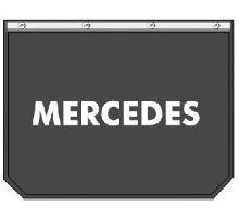 Zástěrky  MERCEDES 450 x 350mm, pár ,vč lišty