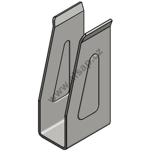 Držák plachtového prkna pro přivaření - ocel