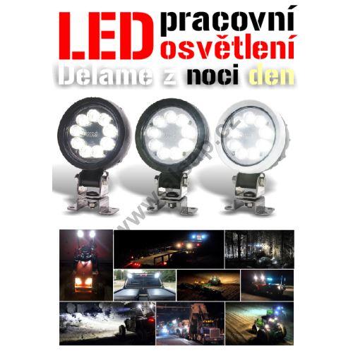 LED pracovní osvětlení