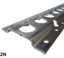 Lišta upevňovací, 3000/85/o25, materiál 2,5mm