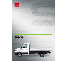 SL5 – Postup instalace a zapojení