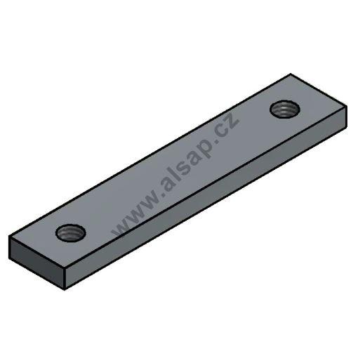 Destička závitová 70mm (TIR)