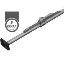 Tyč rozpěrná podlaha/strop  AL, o42mm, alSap-Line,  2100 - 2470 mm DEKRA