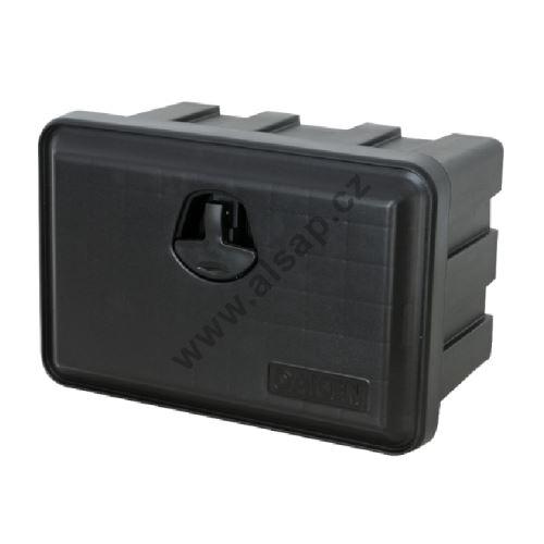 Bedna na nářadí JUST 30l,  500x350x300mm, bez držáků