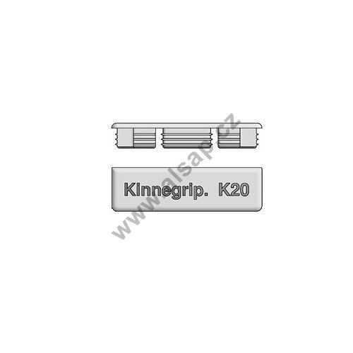 Krytka kinnegrip K20 velká
