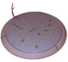 Světlo LED o 195mm, 60 led, 1000 lm, 24V