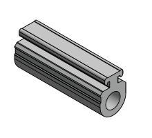 Profil můstku, pant o 16mm al, ALSAP,5001 mm