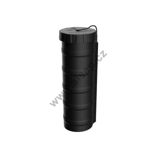 Schránka na dokumenty o115mm x 340mm, plast černá, voděvzdorná