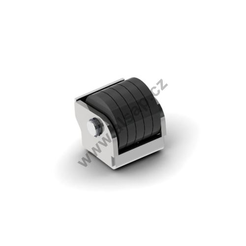 Odvalovací doraz 1x o100, 95x115x116 mm
