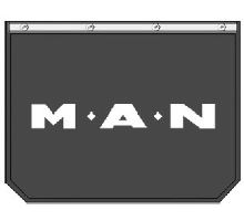 Zástěrky  MAN 450 x 350mm, pár ,vč lišty