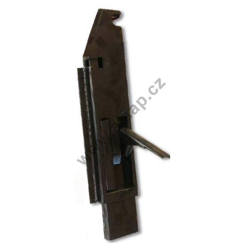 Sloupek sklápěče 120mm zadní Levý